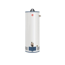 Gas and Electric Water Heater.